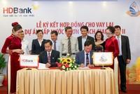 HDBank ký giải ngân 3.000 tỷ đồng vốn ODA cho dự án cấp nước Nhơn Trạch