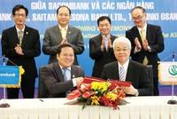 Sacombank ký hợp tác với tập đoàn tài chính lớn thứ 4 của Nhật Bản