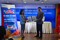 SCB ký hợp tác với Công ty công nghệ VIMO