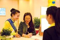 Nam A Bank khai trương phòng giao dich Tân Uyên tại Bình Dương