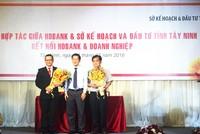 HDBank ký hợp tác với Sở kế hoạch và Đầu tư Tây Ninh