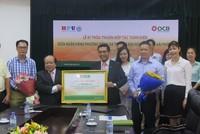 OCB mở rộng hợp tác với các trường đại học phía Bắc