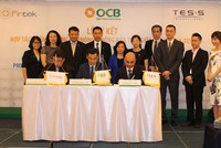 OCB ký kết hợp đồng với Fintex và Tess triển khai dự án phòng chống rửa tiền