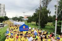 VietBank đồng hành cùng Tupkey Dash 4 - Chạy bộ vì nụ cười Việt