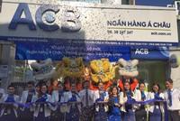 ACB khai trương trụ sở mới Phòng giao dịch Trần Khắc Chân