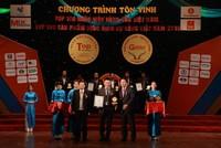OCB thuộc Top 20 nhãn hiệu hàng đầu Việt Nam 2016