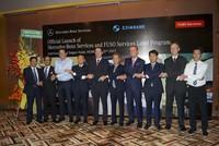 Mercedes-Benz và FUSO ra mắt dịịch vụ tài chính Daimler cùng Eximbank