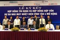 HDBank tài trợ vốn cho Nhiệt điện Vĩnh Tân 4