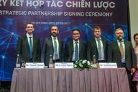 Malloca ký hợp tác toàn diện với Tập đoàn Copreci và Eurokera