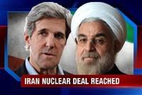 """Iran và nhóm nước P5+1 đã đạt được """"Thỏa thuận lich sử"""""""