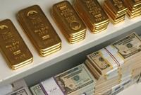 Giá vàng đang chịu nhiều sức ép