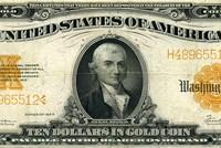 USD tăng mạnh, vàng ngậm ngùi giảm giá