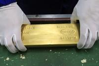 Nga mua 1 triệu ounce vàng trong tháng 4