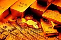 Vàng giữ vững bước tiến
