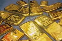 Vàng có bước tiến mạnh mẽ