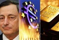 Giá vàng ngày 4/9: ECB khiến vàng hạ giá