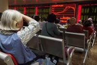 Chứng khoán Trung Quốc giảm mạnh nhất trong 3 tuần