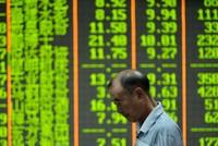 Thị trường chứng khoán Trung Quốc lặp lại điệp khúc giảm