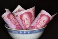 Dự trữ ngoại tệ Trung Quốc giảm kỷ lục kể từ năm 1995