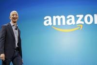 Ông chủ Amazon vượt Carlos Slim trở thành người giàu thứ 4 thế giới