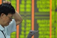 Chứng khoán Trung Quốc lại gặp ác mộng ngày đầu năm