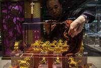 Giá vàng ngày 15/1: Trợ lực từ Trung Quốc