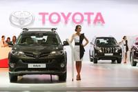 """Toyota giữ """"ngôi vương"""" 4 năm liên tiếp"""