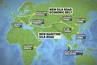 """5 cách """"con đường tơ lụa"""" mới thay đổi kinh tế toàn cầu"""