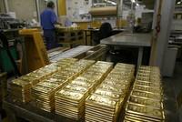 Giá vàng ngày 11/5: Chập chững đi lên