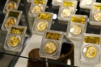 Giá vàng ngày 31/8: Giá vàng SJC giảm mạnh