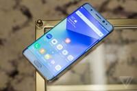 Samsung báo giảm 2,3 tỷ USD lợi nhuận vì Note 7