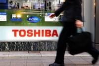 """Cổ phiếu Toshiba lao dốc vì """"tin đồn"""" thua lỗ 4,3 tỷ USD"""