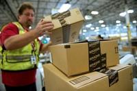 Amazon bội thu cuối năm, giá cổ phiếu tăng mạnh