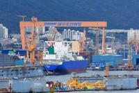 Giờ G sắp điểm với nhà đóng tàu lớn nhất thế giới Daewoo Shipbuilding