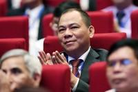 Forbes: Khối tài sản của 2 tỷ phú Việt Nam gia tăng ấn tượng