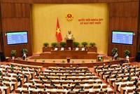 Hôm nay, Quốc hội bầu Thủ tướng Chính phủ