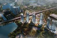 """Tân Hoàng Minh """"bắt tay"""" Vingroup và Techcombank triển khai dự án D'.Capitale Trần Duy Hưng"""