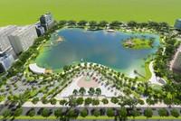Hà Nội có thêm công viên hồ điều hòa rộng 11,9ha tại cừa ngõ phía Tây