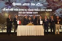 Quỹ Creed (Nhật Bản) tham gia đầu tư vào dự án nửa tỷ USD River City