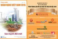 5/5/2015, xuất bản Đặc san Toàn cảnh Ngân hàng Việt Nam 2015