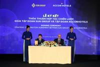 Sun Group hợp tác chiến lược với Tập đoàn AccorHotels