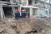 Nổ lớn ở Văn Phú (Hà Đông, Hà Nội) nhiều người chết
