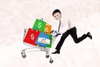 Tỷ phú Jack Ma vào cơn say mua sắm