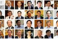 Hôm nay Quốc hội phê chuẩn 26 thành viên Chính phủ