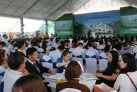 102 căn nhà liền kề Mega Village có chủ ngay lần đầu ra mắt