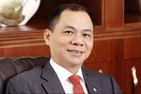 Ông Phạm Nhật Vượng nhận thêm hơn 109 triệu cổ phiếu VIC