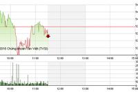 Phiên sáng cuối tuần 29/1: Sắc xanh thắng thể, VN-Index vẫn đảo chiều