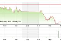 Phiên chiều 17/6: ETFs bán mạnh, VN-Index mất mốc 620 điểm