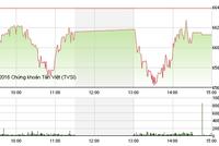 Phiên chiều 7/9: VNM khớp lệnh kỷ lục, VN-Index suýt mất mốc 660 điểm