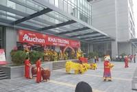 Đại gia bán lẻ Auchan (Pháp) khai trương siêu thị thứ 15 tại Việt Nam